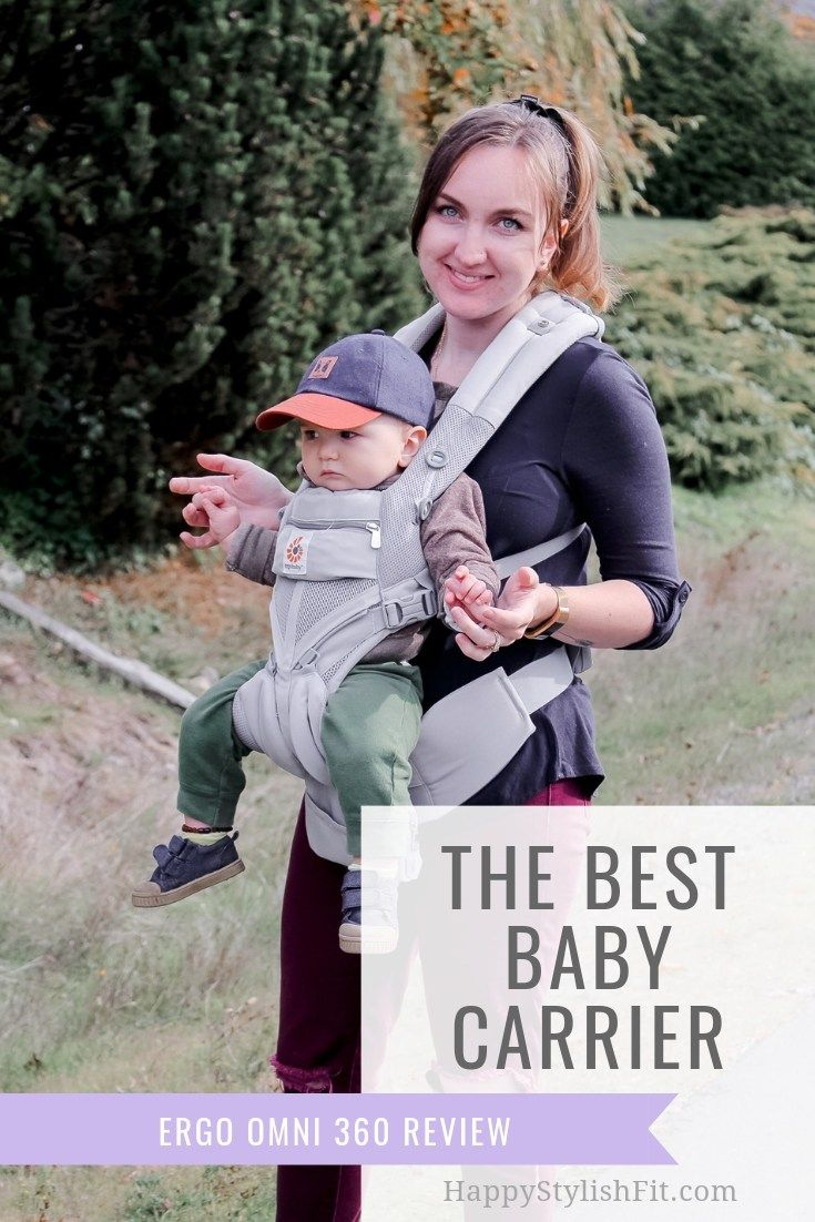 30b632ebb Babywearing - Ergo Omni 360 Review
