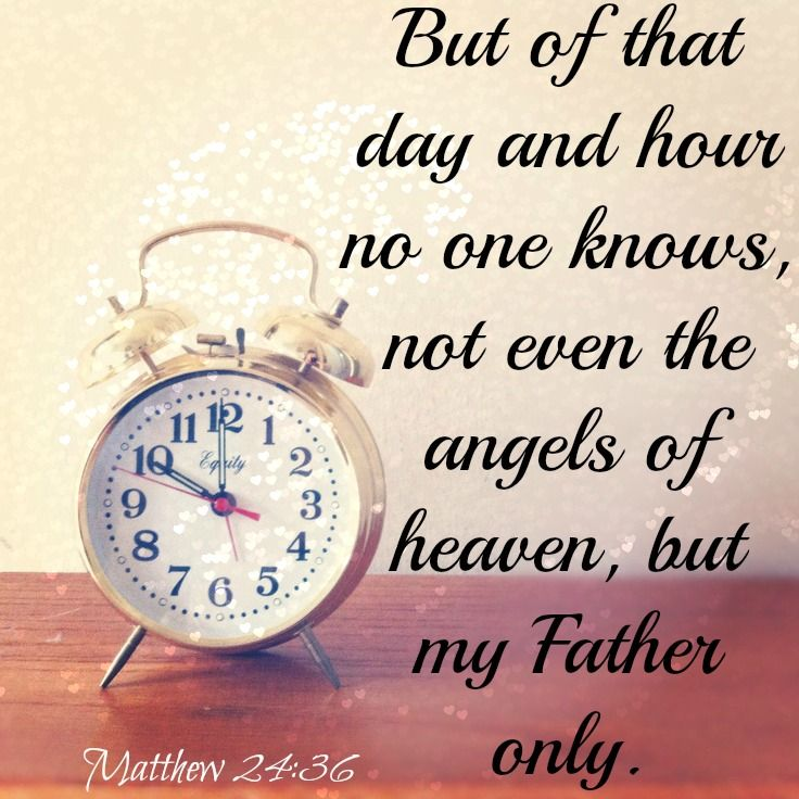 """Matthew 24:36 ...""""Concerning that day and hour nobody knows, neither the angels of the heavens nor the Son, but only the Father... IF JESUS WAS GOD, WOULDN'T HE KNOW THE DAY & HOUR?"""