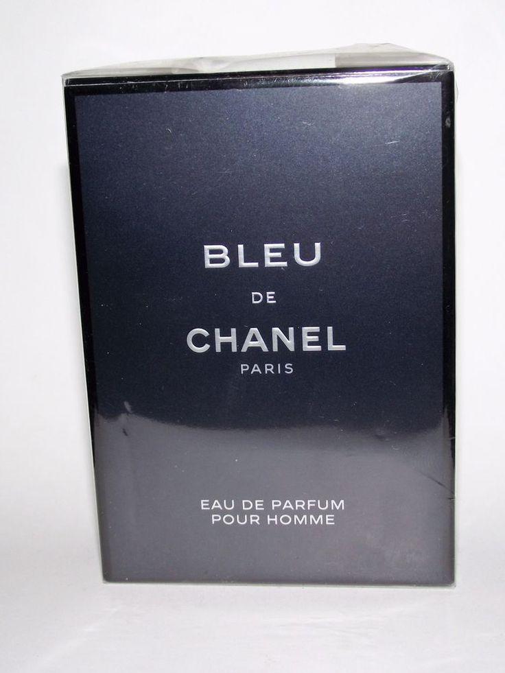 Parfum Homme  Bleu de Chanel Eau de parfum 50 ML Neuf