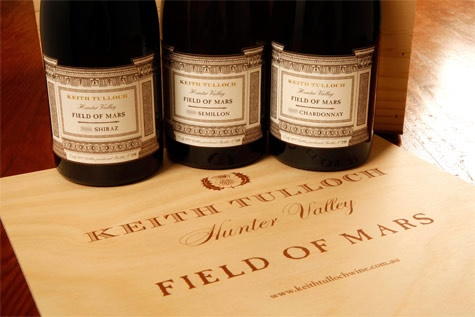 A great showcase of wine & food at amazing restaurants. Field of Mars Lunch Series.