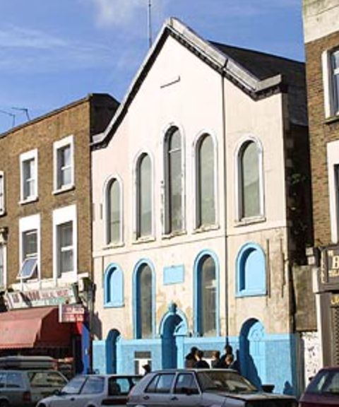 For budding fashionista's this church on the unassuming Golborne Road is the international HQ of Stella McCartney's fashion empire.