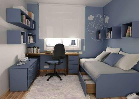 Più di 25 fantastiche idee su Colori Delle Pareti Blu su Pinterest  Vernice grigio blu, Vernice ...