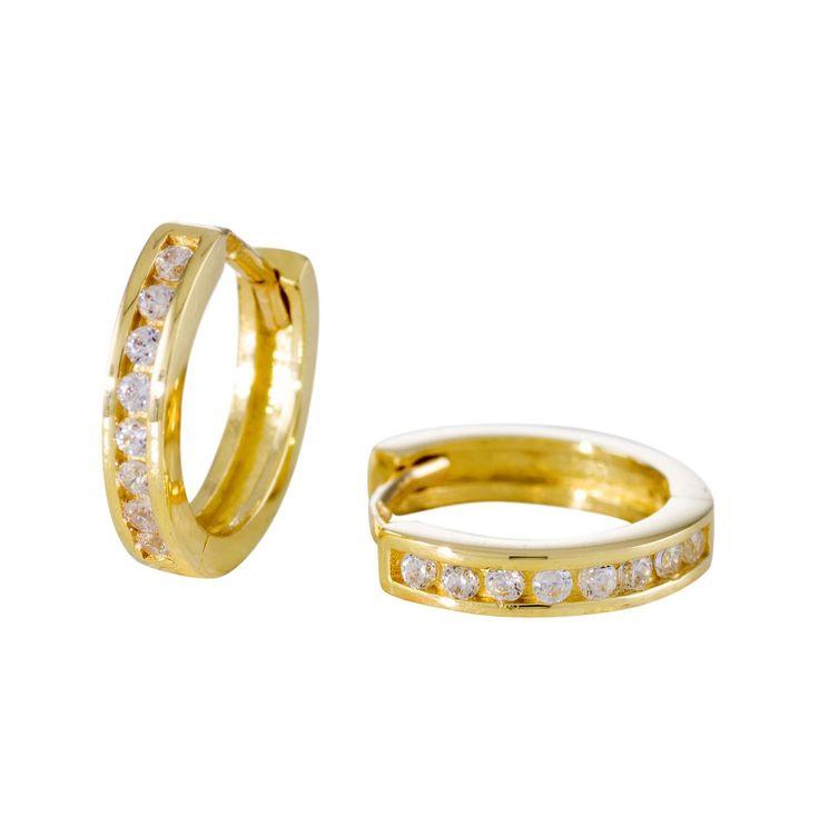 Gouden ring hartje