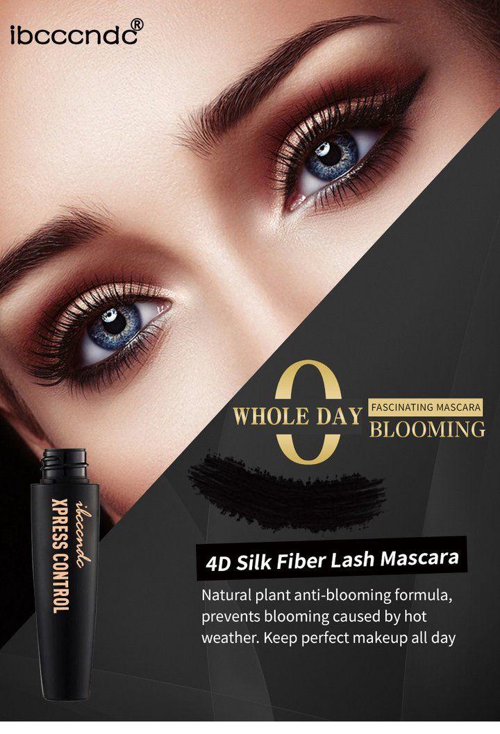 f0647d916b1 New 4d silk fiber lash mascara waterproof in 2019 | https ...