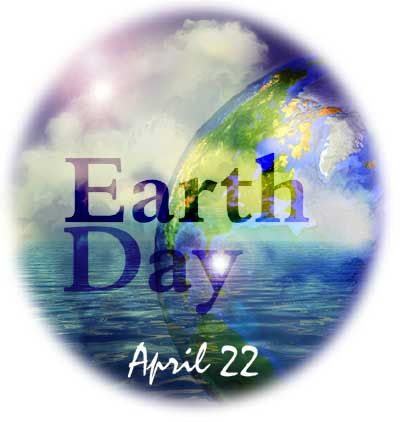 Happy Earth Day...