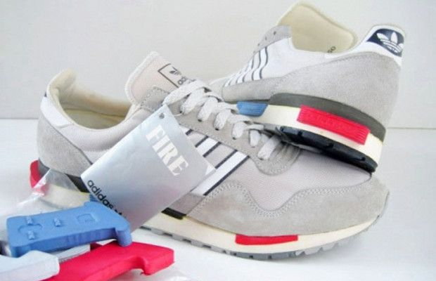 adidas - Fire - 1986