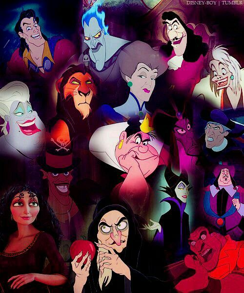 classic disney villains - photo #2