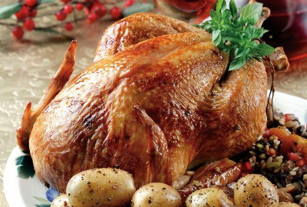 Αυτό το γεμιστό κοτόπουλο είναι ονειρεμένο! Με γιορτινή γεύση, ιδανικό ακόμα και για αυτούς που θέλουν να φάνε ελαφρύτερα τα Χριστούγεννα. Θα το λατρέψετε