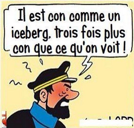 Mais de qui parle t- il? Une personne politique bien connue des français?