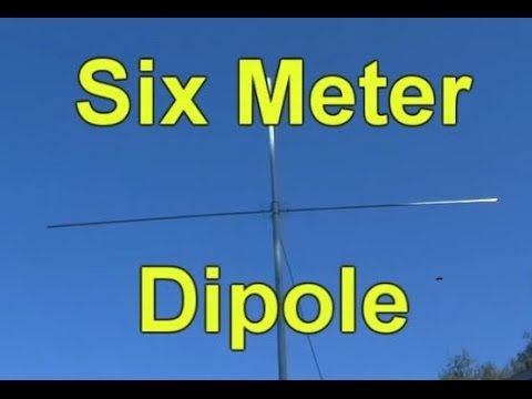 How to Build: Ham Radio 2 Meter Quarter Wave Antenna - YouTube