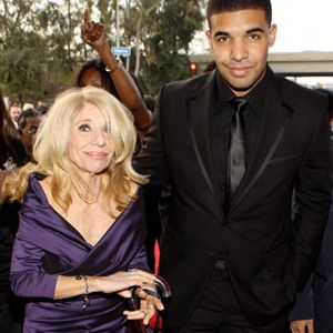 Drake and his mother