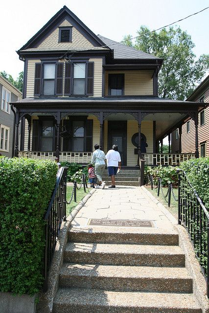 Another place I want to visit. :) ** Martin Luther King Historic Site  Atlanta, Georgia