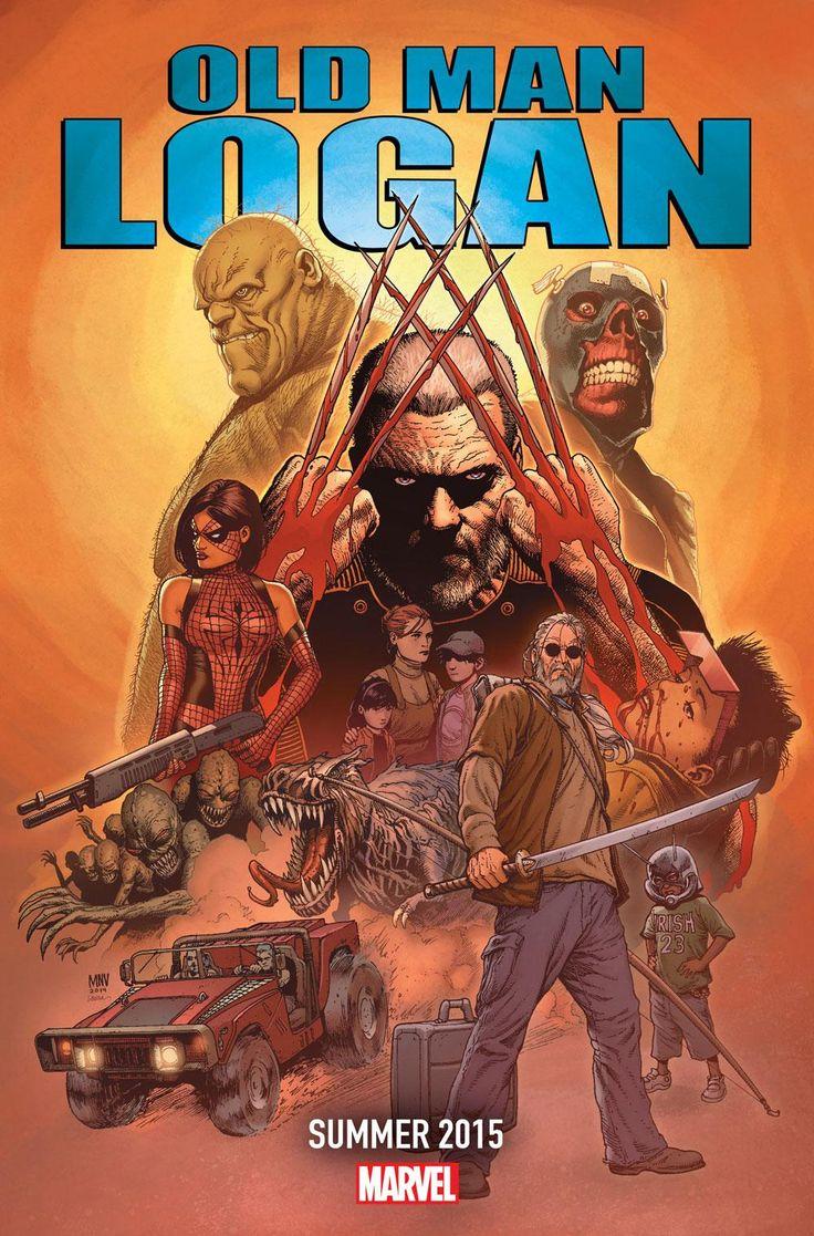 Marvel divulga teasers de Infinity Gauntlet, Old Man Logan e saga inédita dos Inumanos > Quadrinhos | Omelete