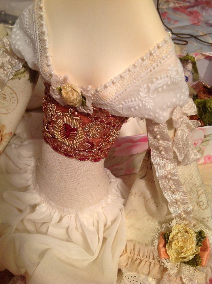 Кукольная мастерская ANNADAN: Обожаю свою работу. Это Божье благословение, даров...