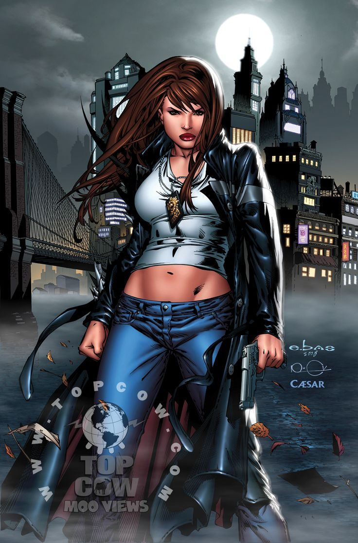 Witchblade e Darkness Movie Coming Soon The SuperHeroHype