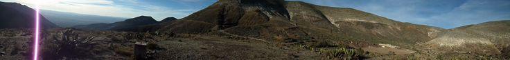 Real del Catorce  San Luis Potosi panoramica