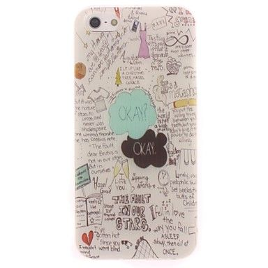 OKAY Design Soft Case for iPhone 4/4S – USD $ 2.99