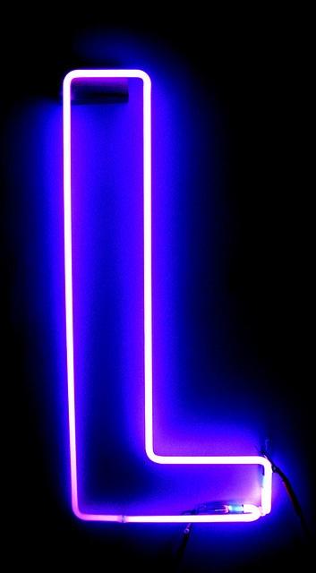 purple letters l's - Bing Images