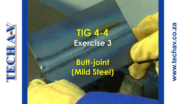 Tungsten Inert Gas Welding (TIG Welding) Part 16 of 19