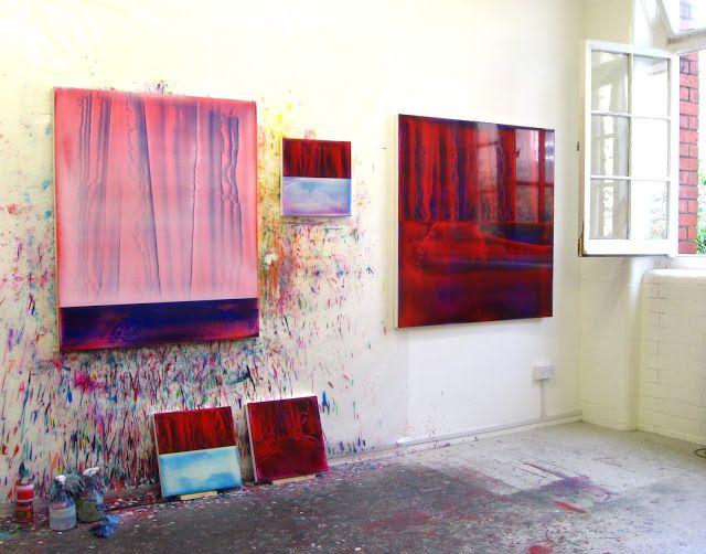James Lumsden / Paintings