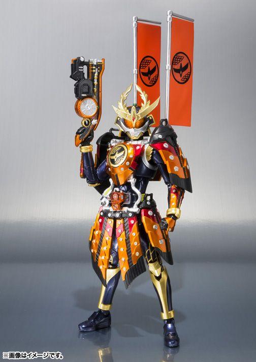 Kamen Rider Gaim Yoroibu Triumph Arms - September 2014