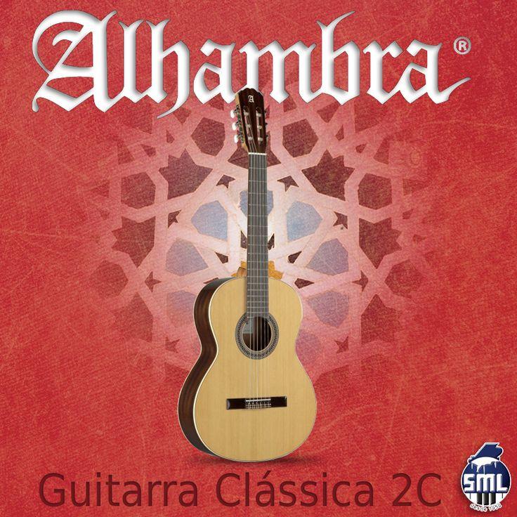 Boa tarde! Guitarras Alhambra, diversos modelos, encontra no Salão Musical de Lisboa. Venha visitar-nos www.salaomusical.com
