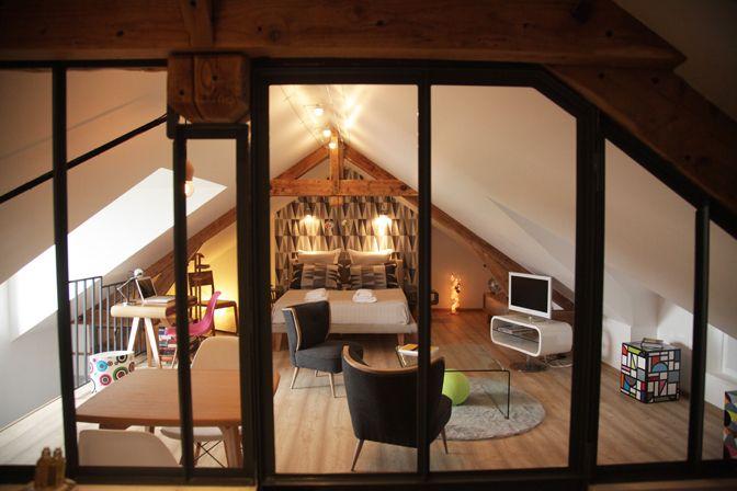 Chambre d'hôte Chez Ric et Fer à Coucy-le-Château - Guide Fooding®