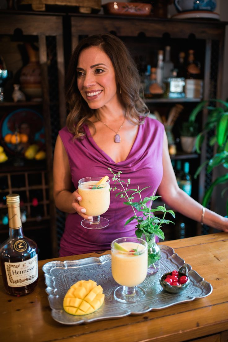 If you like mango coladas and getting caught in the rain. Isn't that the way the song goes? This Puerto Rican piña colada puts a tropical spin on the popular frozen concoction. Made with mango instead of pineapple, this version includes the smooth taste of Hennessy, giving this summer cocktail a little kick. Inspired by …