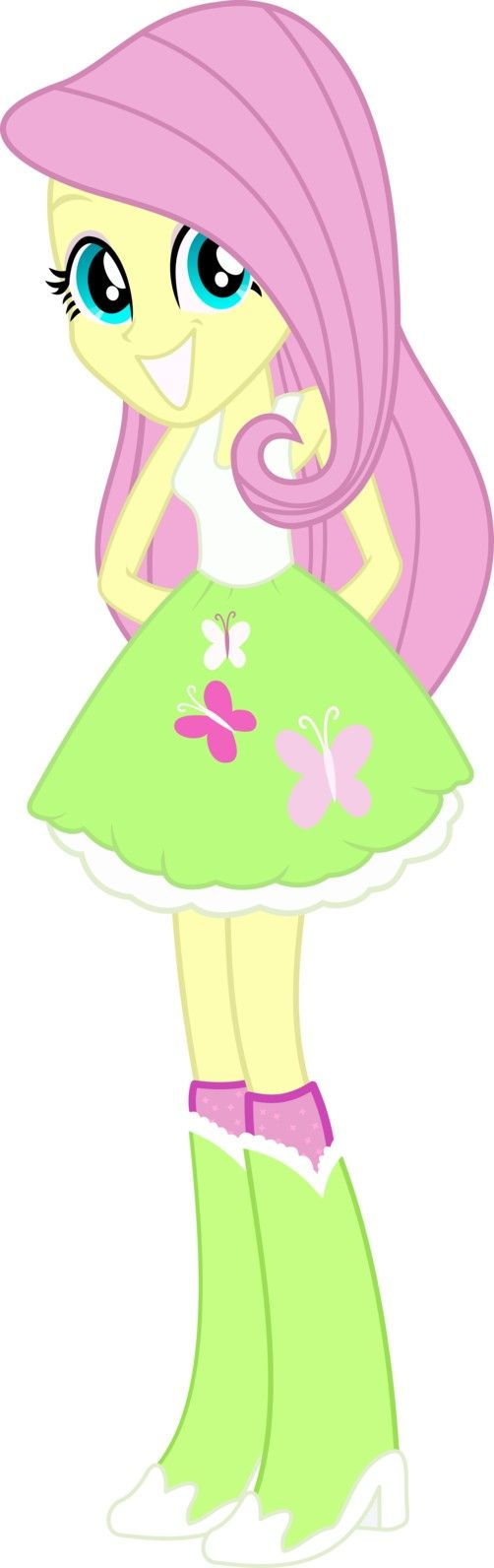 fluttershy from equestria girls