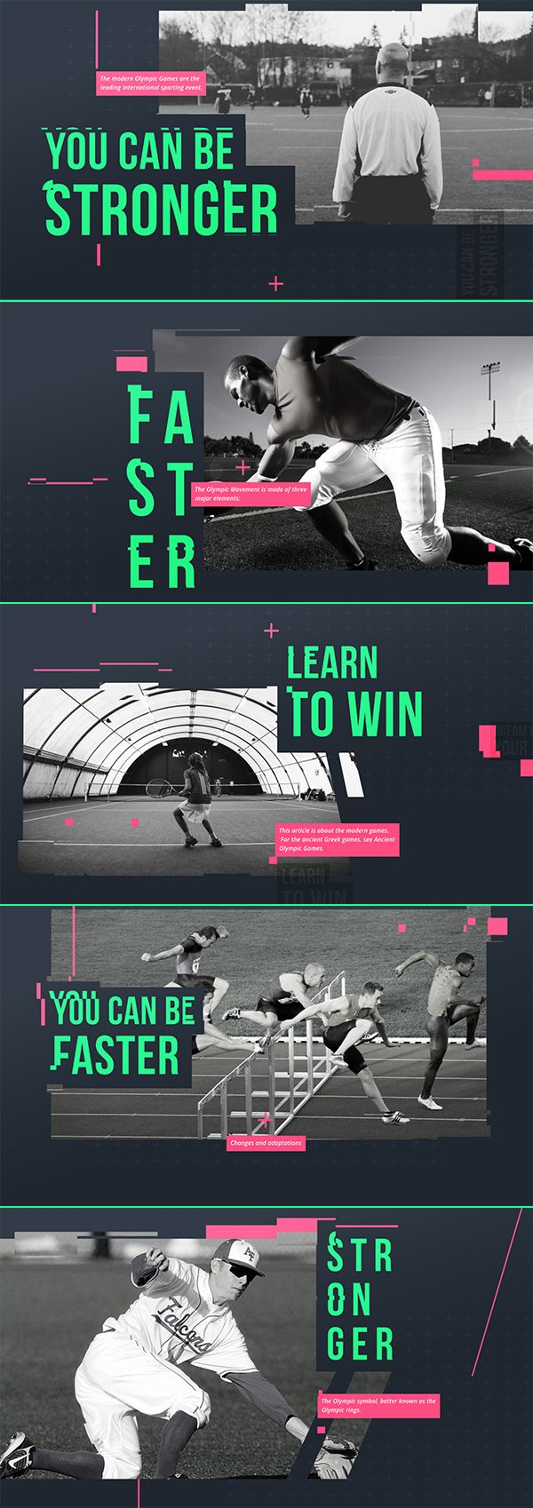 «Motivate Opener» — Stylish and dynamic slide show perfect for your opener, tv show, photo/video slide show, sport, business, or other any special events or any media opener. You can use images or ...