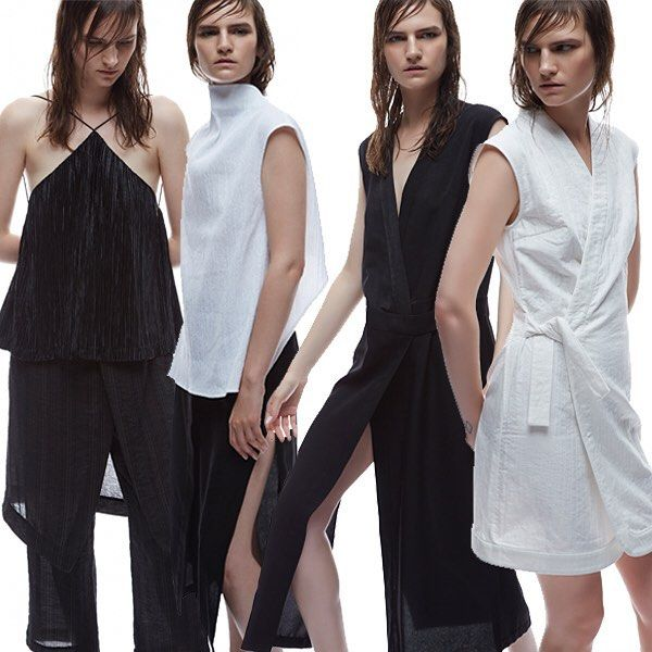Third Form - From Collective NZ  #NZFW