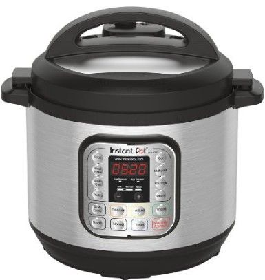 Amazon: Instant Pot 7-in-1 Multi-Use Programmable Electric Pressure Cooker, 8 Quart/1200W ONLY $113.99 {reg. $130}