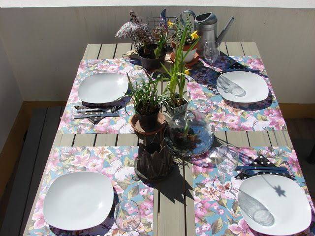 inspiracionistas: Uma andorinha (sobre a mesa) não faz a Primavera