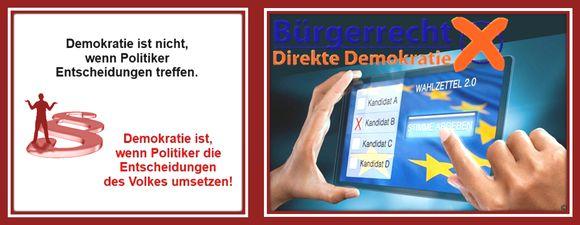 Eggetsberger-Info, Blogger, Blog: Eine gerechte Zukunft: Die direkte Demokratie - di...