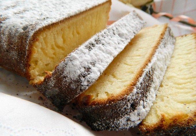 Кекс со сгущенкой, рецепт который вы полюбите