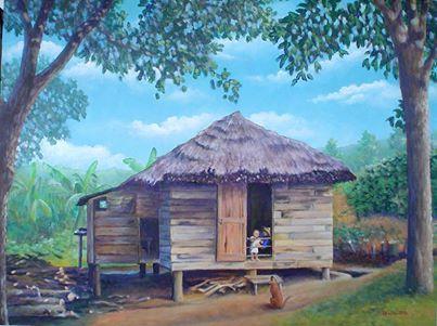Cabaña del Jibaro de Borinquen