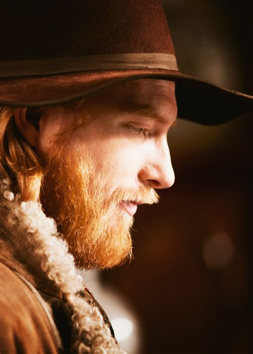 Domhnall Gleeson as Levin in Joe Wright's adaptation of Anna Karenina (2012)