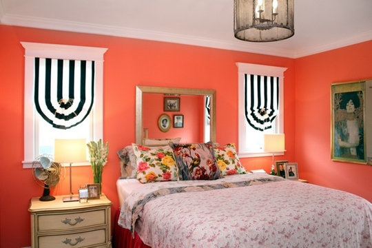 http://www.apartmenttherapy.com/little-space-big-colors-10-colorful-small-homes-188604