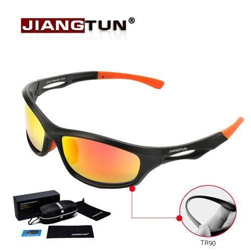 Flexible TR90 Sport Sunglasses Men Polarized - Active Everyday Carry