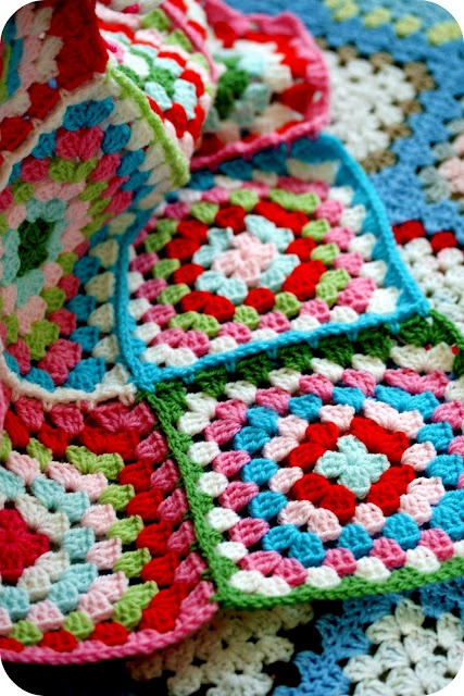 Beautiful blanket from Coco Rose Diaries.