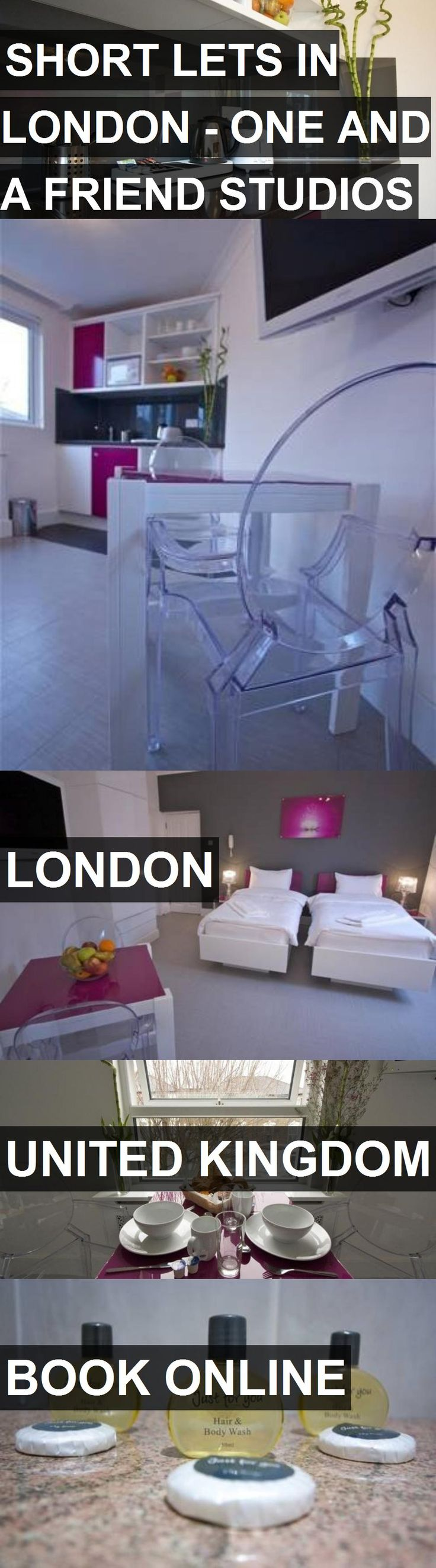 Hotel SHORT LETS IN LONDON - ONE AND A FRIEND STUDIOS in London, United Kingdom. For more information, photos, reviews and best prices please follow the link. #UnitedKingdom #London #travel #vacation #hotel