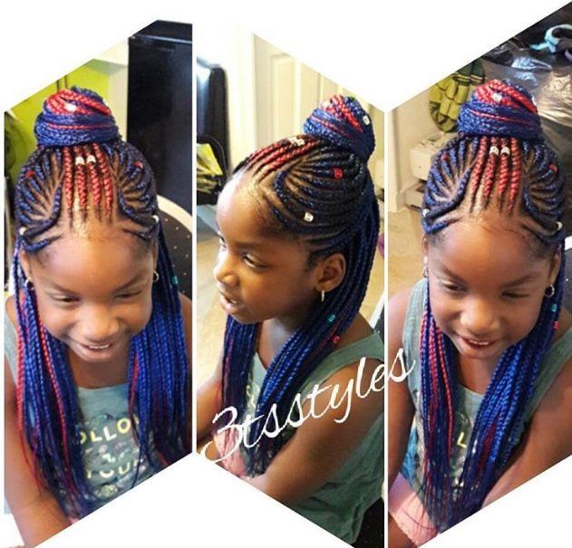 Being Unique Always Wins Hands Down Girls Hairstyles Braids