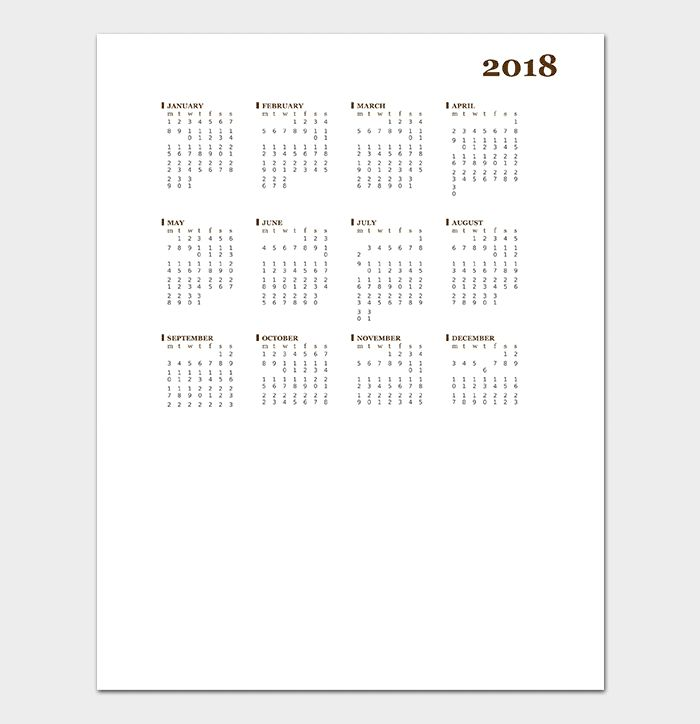 23 best Calendar Templates - 75+ Printable Calendars images on - powerpoint calendar template