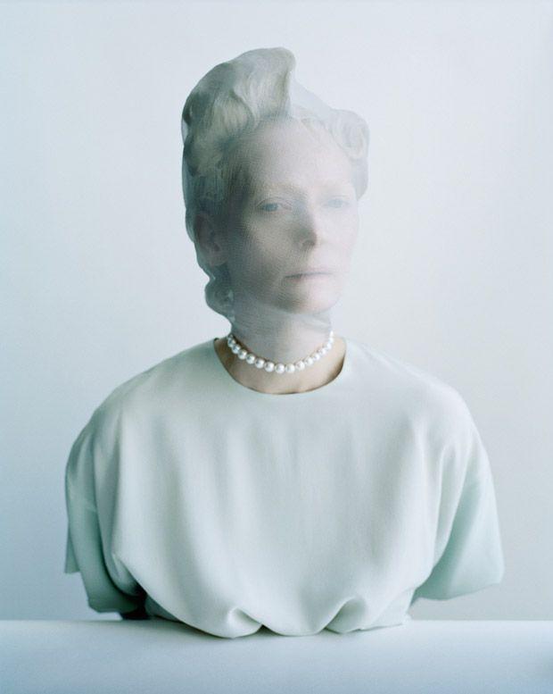 """Tilda Swinton Captured In """"Surreal World""""Tilda Swinton Captured In """"Surreal World"""" — Actress posed for new photostory of Tim Walker.Actress posed for new photo story about Tim Walker."""