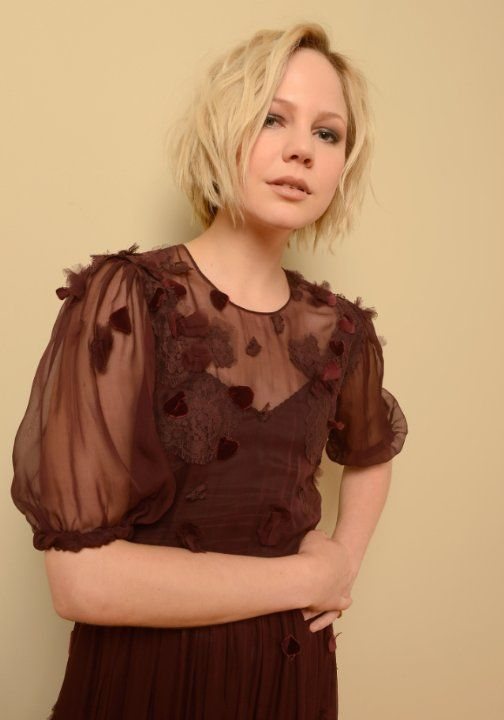 Adelaide Clemens at event of Rectify (2013)