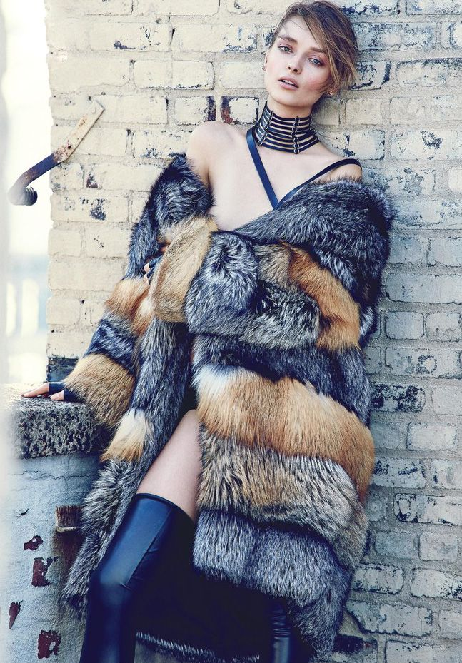 Fur, Femdom and Maybe Some Shemales Too : Photo