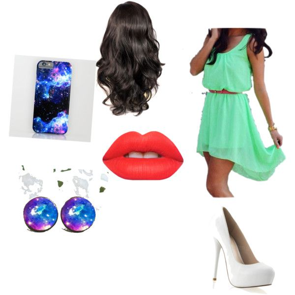 Untitled #60 by valentinazamora on Polyvore featuring polyvore fashion style Lime Crime