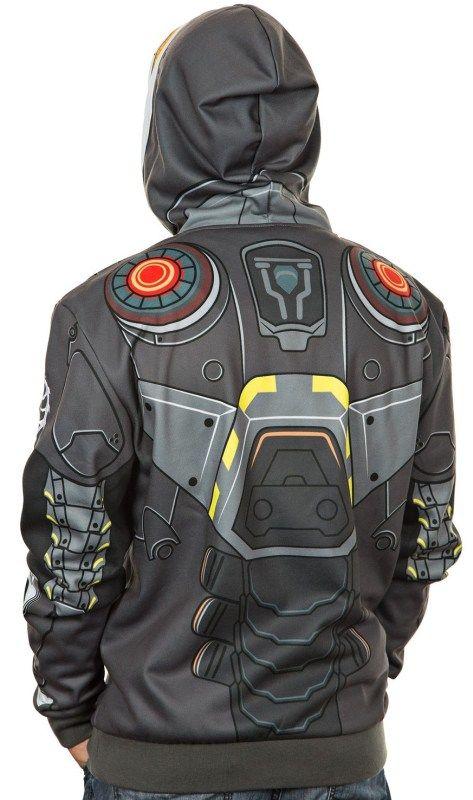 StarCraft Raynor Premium Zip-Up Hoodie