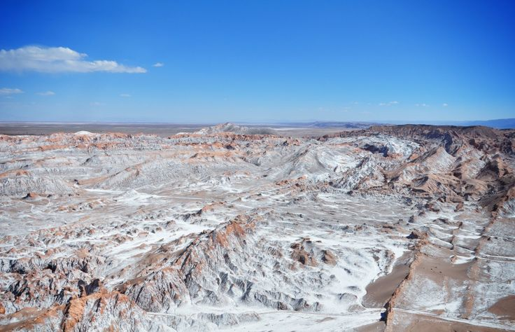 Valle de la Luna San Pedro de Atacama Chile, San Pedro de Atacama, Région d'Antofagasta, Chili