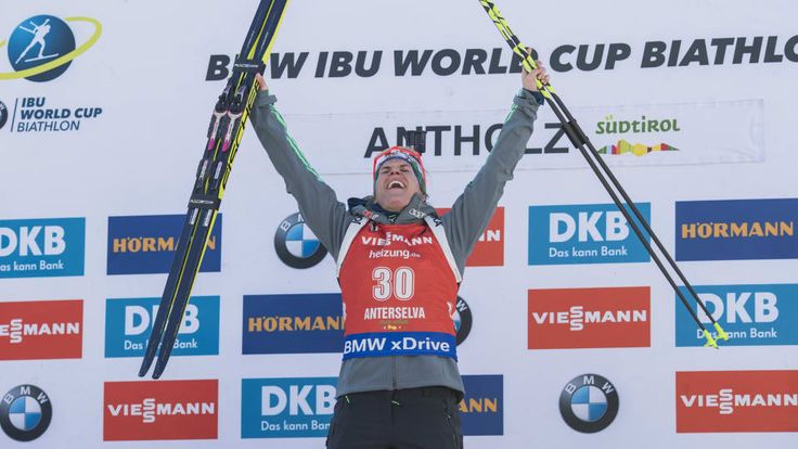 BMW IBU World Cup 6: Antholz - International Biathlon Union - IBU